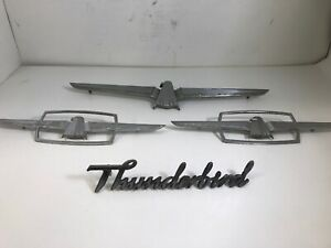 1964 1965 1966 1967 Thunderbird Emblem Grab Bag