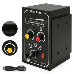 Electro Magnetic Chuck Controller 110v 5a Long Lifespan Demagnetizing 9 15s