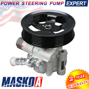 New Power Steering Pump With Pulley For Lexus Rx350 Toyota Tacoma 2005 2015 4 0l