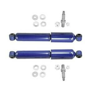 Pair Set Of 2 Front Monroe Shock Absorbers For Chevy C10 C20 Gmc Jimmy C3500