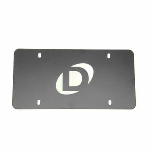 License Plate marque Plate Dinan D010 0016 Fits 2011 Bmw 1 Series M