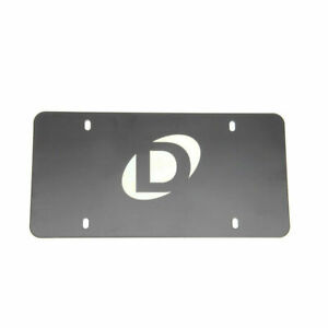 License Plate marque Plate Dinan D010 0015 Fits 2011 Bmw 1 Series M