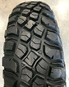 New Tire 28 10 00 14 Radial Bf Goodrich Mud Terrain Km3 Atv Utv 8 Ply 18 32 Atd