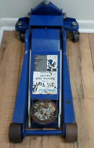Bluepoint Floor Jack 3 1 2 Ton Model Ya1707