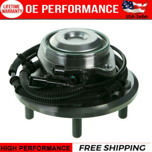 Rear Wheel Bearing And Hub Assembly For 2012 2016 Chrysler Town