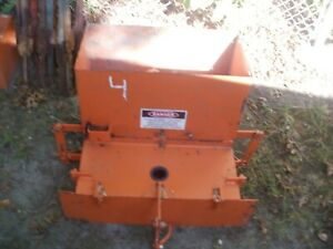 Spinner For Salt Spreader New Never Used With The Bottom Part Of Spreader