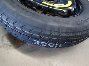 11 12 Mercedes Gl450 Spare Wheel 19x4 1 2 W 165 90 19 Tire