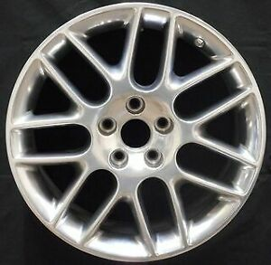 Ford Mustang 2012 2013 2014 Polished 18 Factory Oem Wheel Rim B 3886 U80
