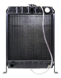 New Replacement Radiator For Case David Brown Tractors K922057 K922003 K922058