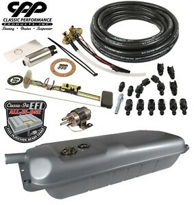 38 40 Ford Deluxe 38 41 Truck Efi Fuel Injection Gas Tank Conversion Kit 90 Ohm