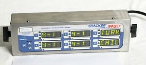 Working Commercial Tracker Timer By Fast Tracker Ii Grill Fryer Restaurant Timer