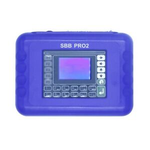 Sbb Pro2 Key Programmer Updated To V48 99 Can Support New Cars To 2017 G2k4
