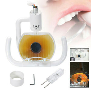 50w Dental Shadowless Oral Cold Light Lamp For Dentist Unit Chair Platform
