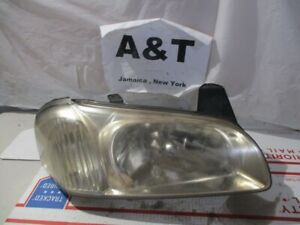 2000 2001 Nissan Maxima Right Passenger Head Lamp Oem Tested