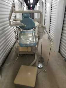 Adec 1021 Dental Exam Chair With Delivery And Cupsidor 1