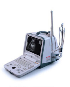 Mindray Dp6600 Ultrasound With One New Convex Probe