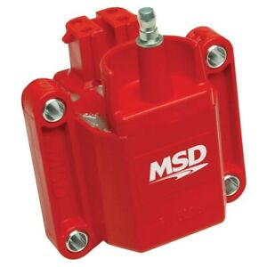 Msd 8226 Blaster 44kv High Performance E core Ignition Coil Gm Chevy