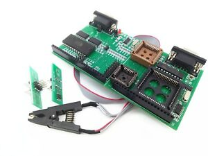 Programmer Tool Eeprom Board Adapter Tms And Nec Upa Usb V1 3 W Soic8 Test Clip
