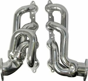 Exhaust Header ss Bbk Performance Parts 40200 Fits 2010 Chevrolet Camaro 6 2l v8