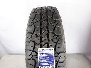 New 235 75r15 Bfgoodrich Rugged Terrain T a 108t Dot 5013
