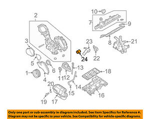 Nissan Oem Engine Oil Filter 152089e01a