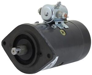 New Pump Motor Fits Hale Waterous 12v 2kw 2 68hp Cw Mcl6225a 46 555