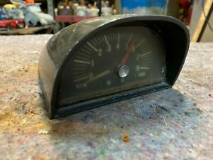 Vintage Hood Gto Rpm Tachometer Gauge For Camaro Firebird Mustang Chevelle