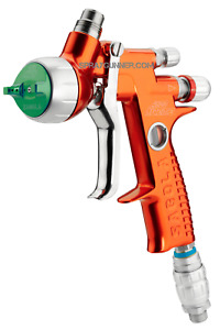 Premium Paint Spray Gun Sagola 4600 Xtreme Digital Dvr Hvlp With Gravity Cup 1 3