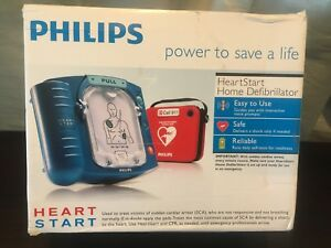 Philips Heartstart Defibrillator Aed Model m5068a