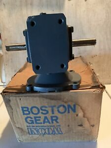 Boston Gear Speed Reducer 650 Hp 1750 Rpm Input 200 Output Torque
