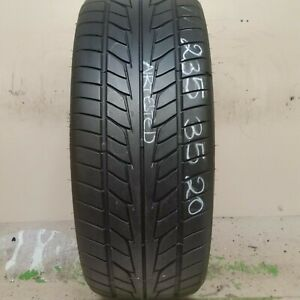 1 Tire 235 35 20 Nitto Nt555 Extreme Zr 70 85 Tread No Repairs
