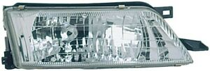 Fits 1997 1999 Nissan Maxima Passenger Right Front Headlight Lamp Assembly
