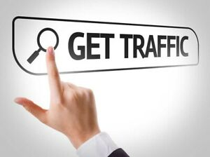 Real Organic Traffic To Any Website Affiliate Link Blog Ebay Amazon