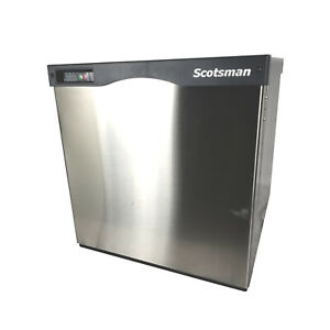 Scotsman N0422w 1a Nugget Icemaker Ice Machine Water Cooled 455lbs Production