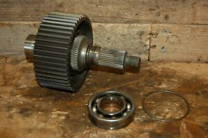 Np203 Transfercase Front Output Gear And Shaft 30 Spline