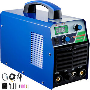 Tig 160dc 160 Amp Tig Stick Arc 2 in 1 Dc Inverter Welder Igbt Digital 110 230v