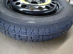 12 13 14 Mercedes Ml350 Spare Wheel 18x4 W 155 90 18 Tire