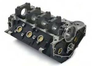 New Chevrolet Gm Performance 454 Engine Block 4 Bolt Main Ready To Assemble 496