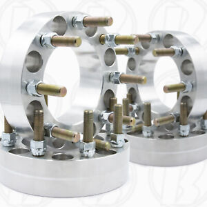 X4 8x170 To 8x170 2 Wheel Spacers 8 Lug Adapter For Ford F250 f350 99 19