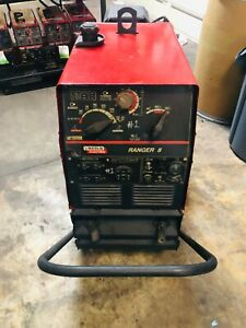 Lincoln Electric Ranger 8 Engine Driven Welder