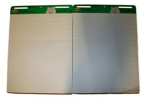 Post it Super Sticky La Easel Pad 30 Sheets pad 25x30 Inches 2 Pads 559rp