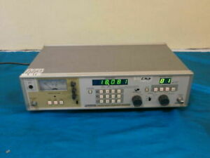 National Panasonic Vp 8177a Vp8177a Fm am Signal Generator