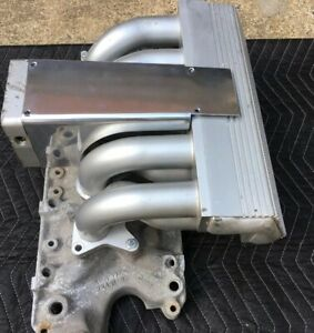 1986 1993 Ford Mustang 5 0l Tubular Intake With Cover Gt40 Cobra Svt 302