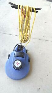 Clarke Ultra Speed 1500dc Cord Electric Burnisher Bb ctr a17