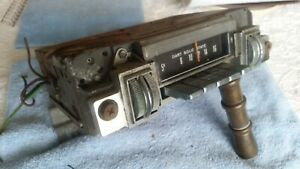 1968 69 Thumb Wheel Radio Super Bee Gtx Roadrunner Barracuda Dart Gts Belvedere