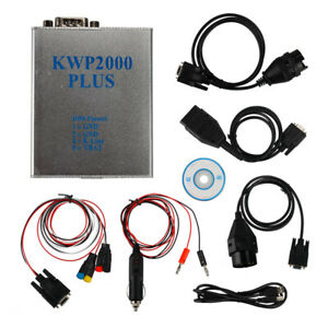 Kwp2000 Plus Ecu Flasher Eeprom Chip Tuning Progarmming Reader Obd Obd2 Tool Kit