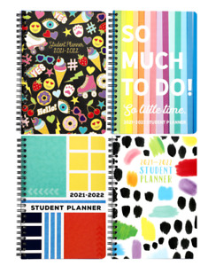 New 2020 2021 Student Weekly Daily Planner Agenda Monthly School Choice