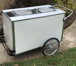 Vintage Model Nelson Bdc 8 good Humor Collection Ice Cream Cart
