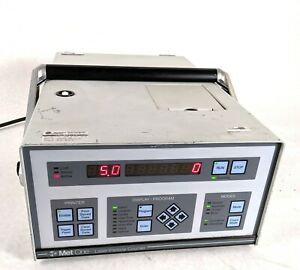 Met One A2408 1 115 1 Table Laboratory Application Micron Laser Particle Counter