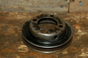 Chevy Corvair Engine Top Fan Pulley